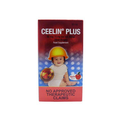 Ceelin Plus Apple Flavor 100 mg / ml 30 ml Oral Drops