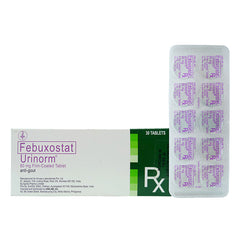 Rx: Uninorm 80 mg Tablet