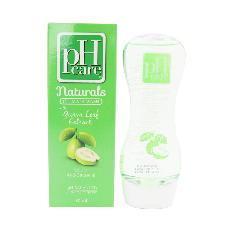 PH Care Natural Guava Leaf Feminine Wash 50 ml