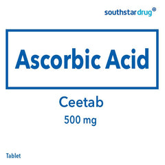 UHP Ceetab 500 mg Tablet - 20s