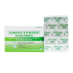 Rx: Amiabel 200 mg Tablet