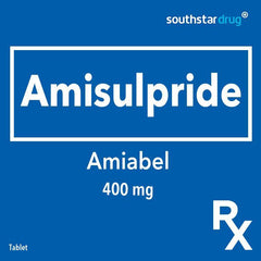 Rx: Amiabel 400 mg Tablet