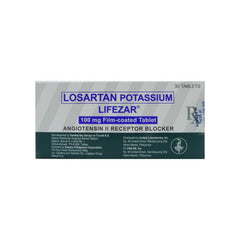 Rx: Lifezar 100 mg Tablet
