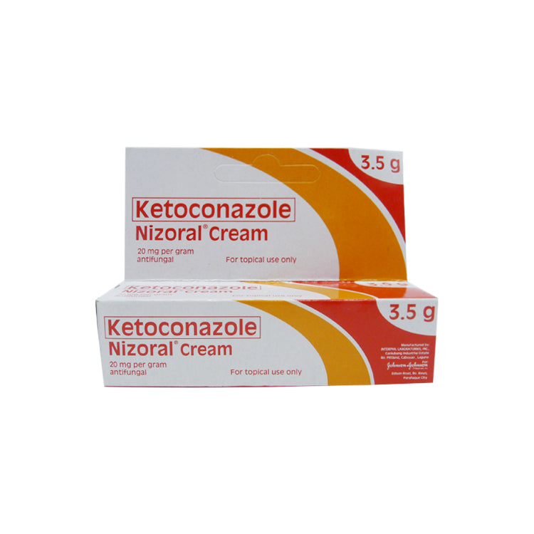 Nizoral 20 mg / g 3.5 g Cream