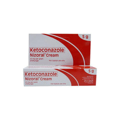 Nizoral 20 mg / g 5 g Cream