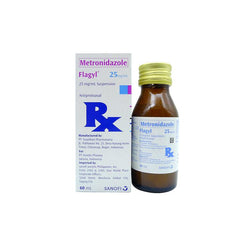 Rx: Flagyl 25 mg / ml
