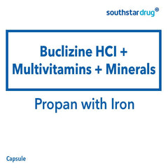Propan with Iron Capsule - 20s