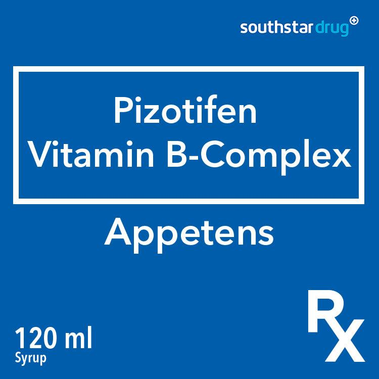 Rx: Appetens 120 ml Syrup