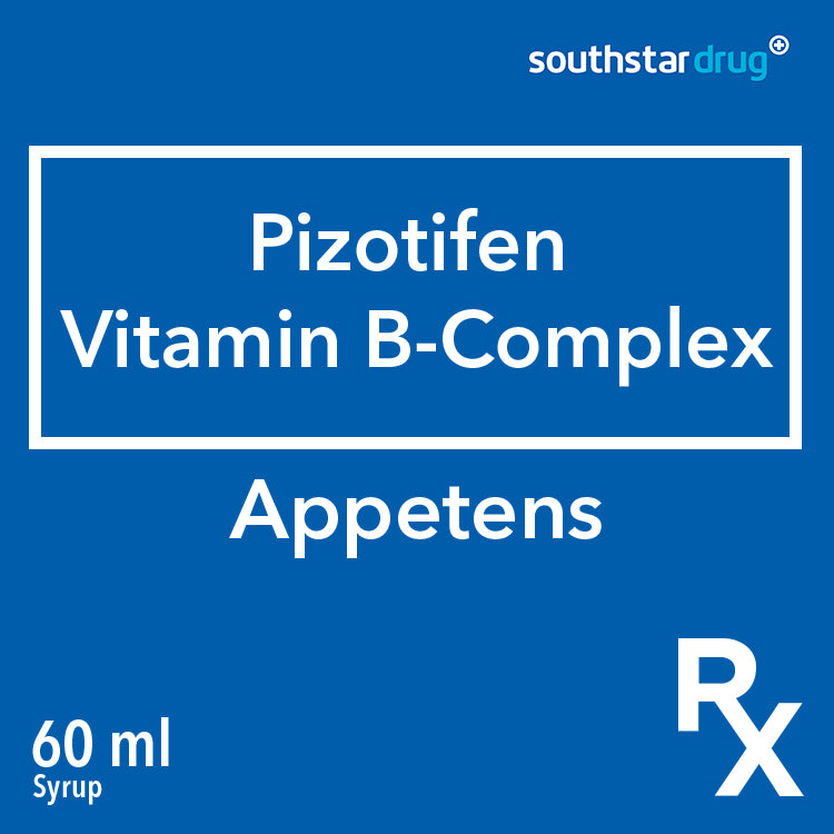 Rx: Appetens 60 ml Syrup