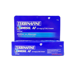 Lamisil Terbinafine 10 mg / g 1% 10 g Cream