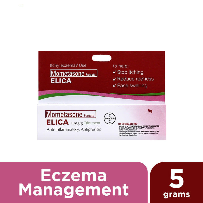 Elica 1 mg / g 5 g Ointment