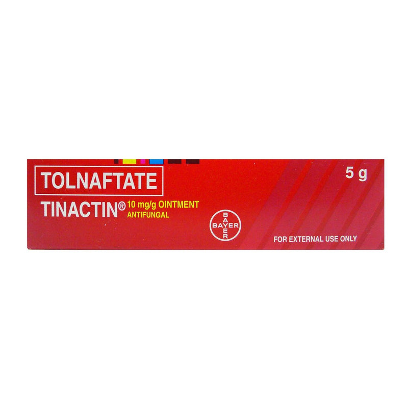 Tinactin 10 mg / g  5 g Ointment