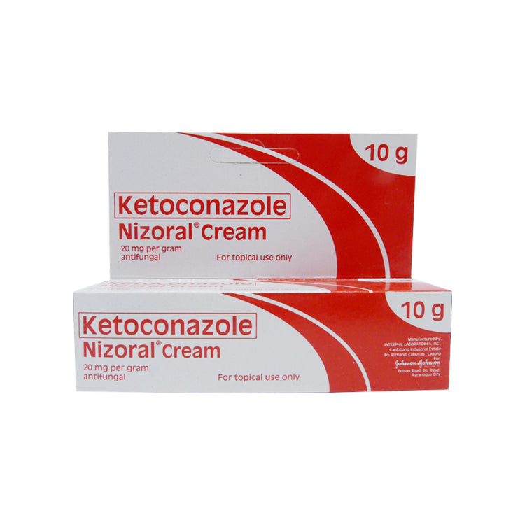 Nizoral 20 mg 10 g Cream