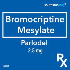 Rx: Parlodel 2.5 mg Tablet