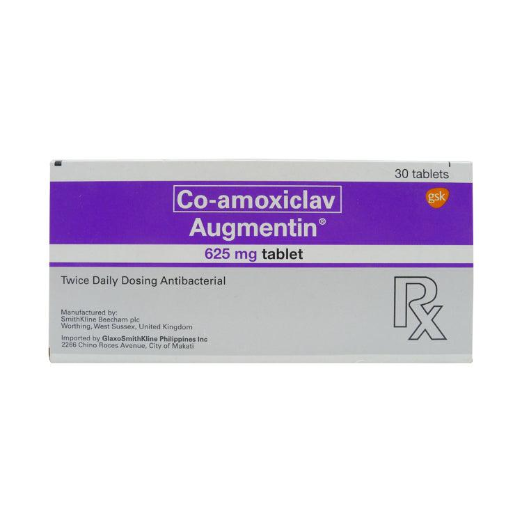 Rx: Augmentin Tablet 625mg
