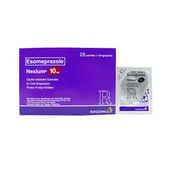 Rx: Nexium 10 mg Oral Suspension