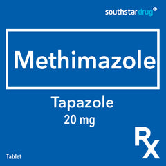 Rx: Tapazole 20 mg Tablet
