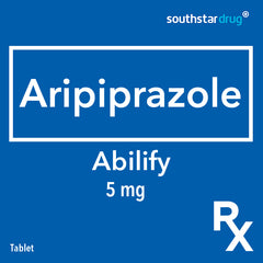 Rx: Abilify 5 mg Tablet