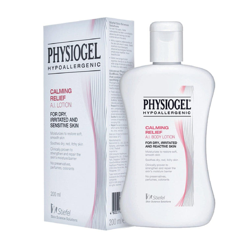 Physiogel Calming Relief Al Body Lotion 200 ml
