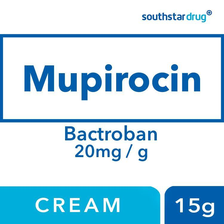 Bactroban 20 mg / g 15 g Cream