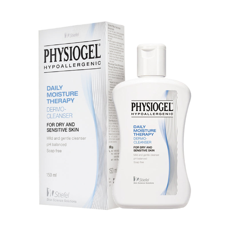 Physiogel Daily Moisture Therapy Dermo - Cleanser 150 ml