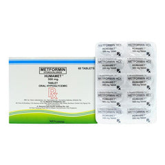 Rx: Humamet 500 mg Tablet