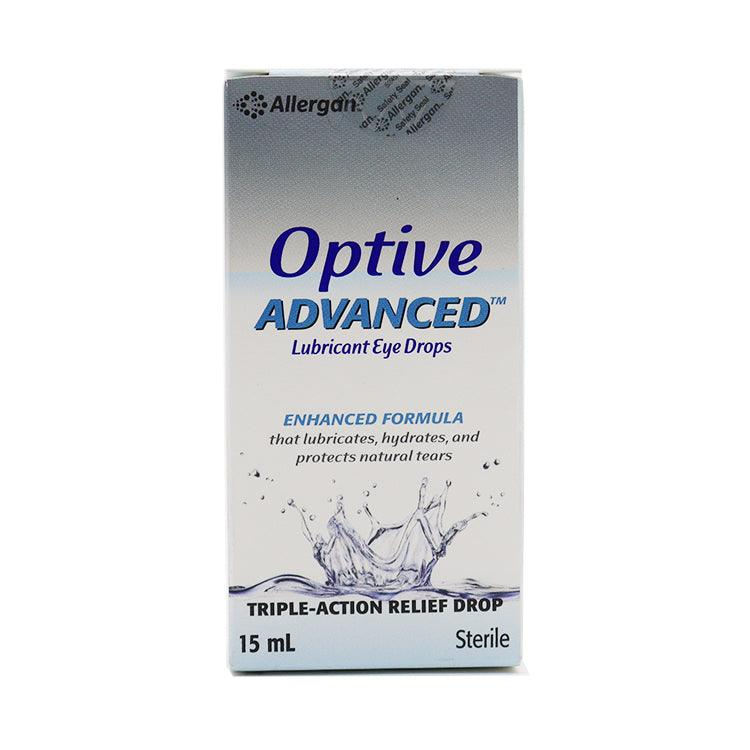Rx: Optive Advance 15 ml Eye Drop
