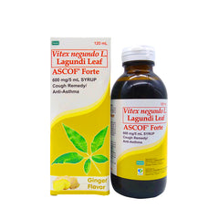 Ascof Forte Ginger 120 ml Syrup
