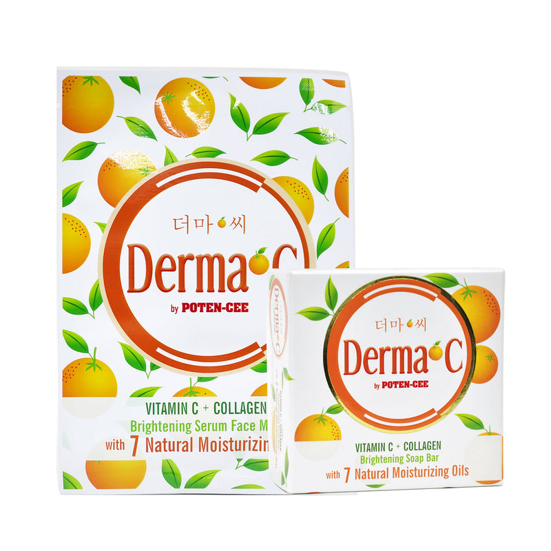 Derma C Soap with Vitamin C Collagen 90 g
