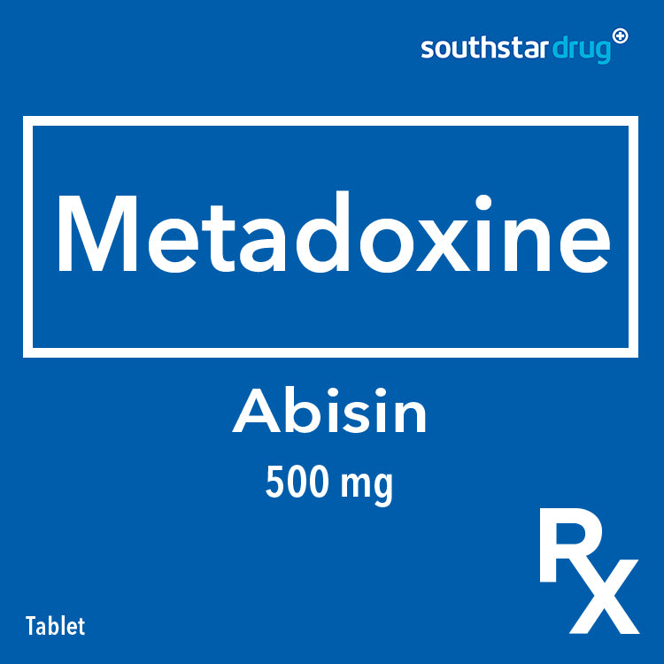 Rx: Abisin 500 mg Tablet