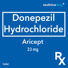 Rx: Aricept 23 mg Tablet