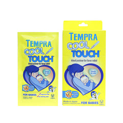 Tempra Cool Touch for Babies 8x2 Sheets