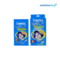 Tempra Cool Touch Kids 8x2 Sheets - Southstar Drug