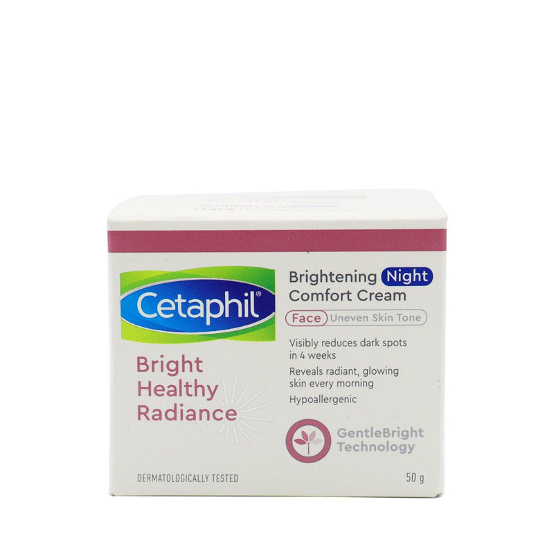 Cetaphil Night Comfort Cream Bright Healthy Radiance 50 g