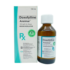 Rx: Ansimar 100 mg / 5 ml 100 ml Suspension