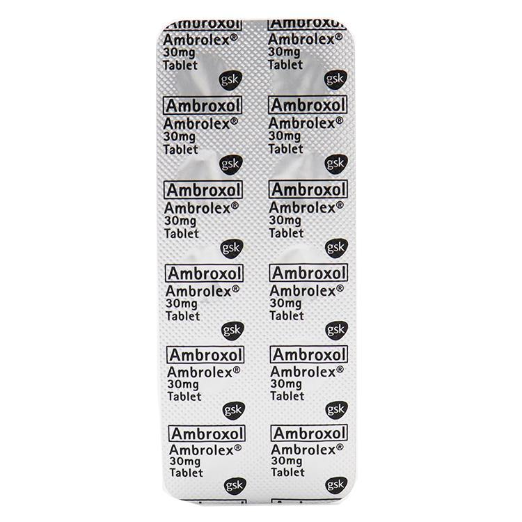 Ambrolex 30 mg Tablet - 20s - Southstar Drug