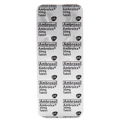 Ambrolex 30 mg Tablet - 20s