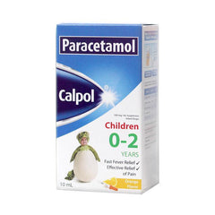 Calpol 100 mg / ml 10 ml Drops