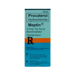 Rx: Meptin Syrup 60 ml