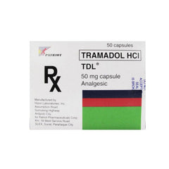 Rx: TDL 50 mg Tablet
