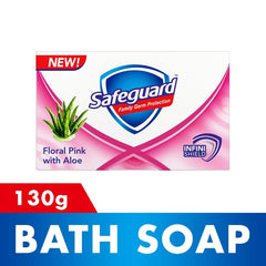 Safeguard Floral Pink Bar Soap 130 g