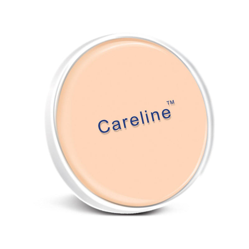 Careline Face Powder Refill Tan