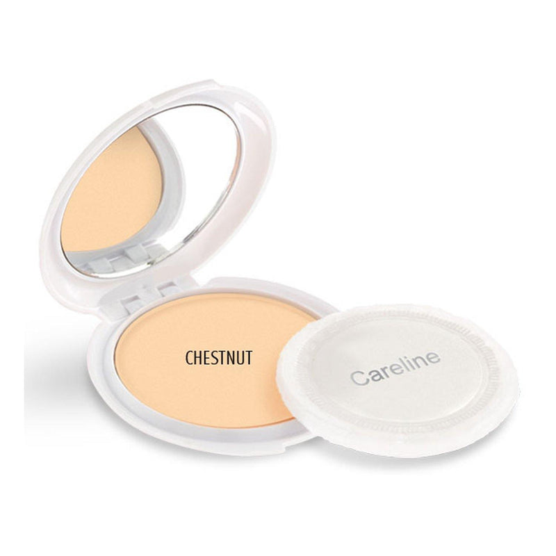 Careline Chestnut Oil Control Face Powder