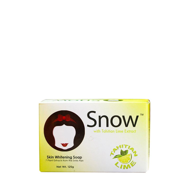 Snow Skin Whitening Tahitian Lime Extract Soap 125 g