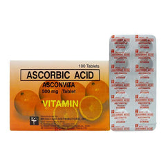Asconvita 500 mg Tablet - 20s