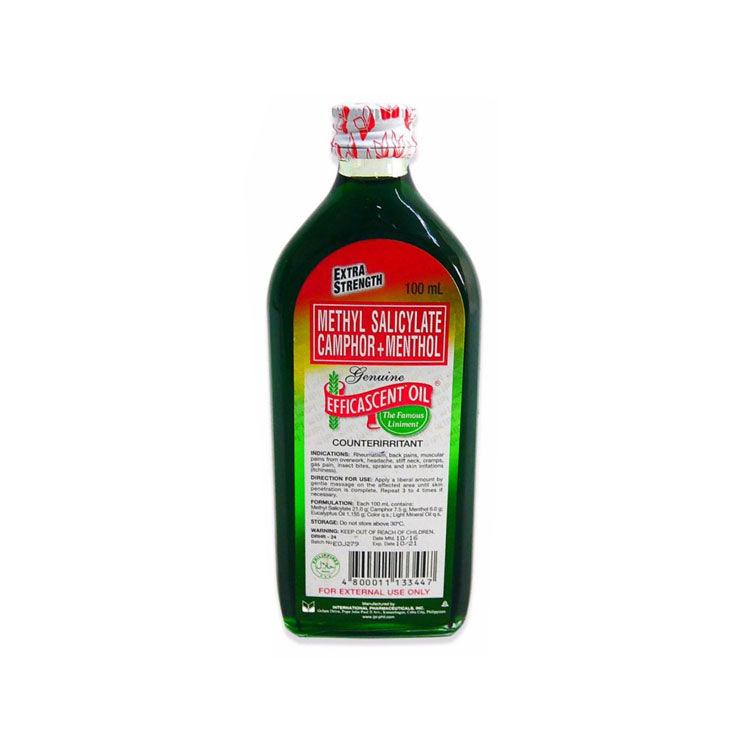 Efficascent Oil Extra Strength 100 ml