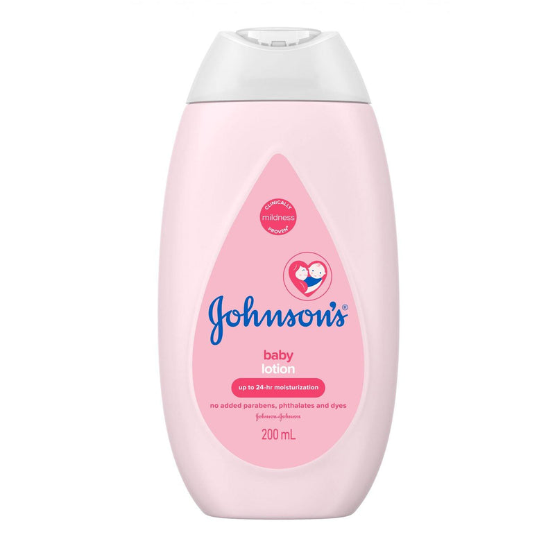 Johnson's Baby Lotion Pink 200 ml