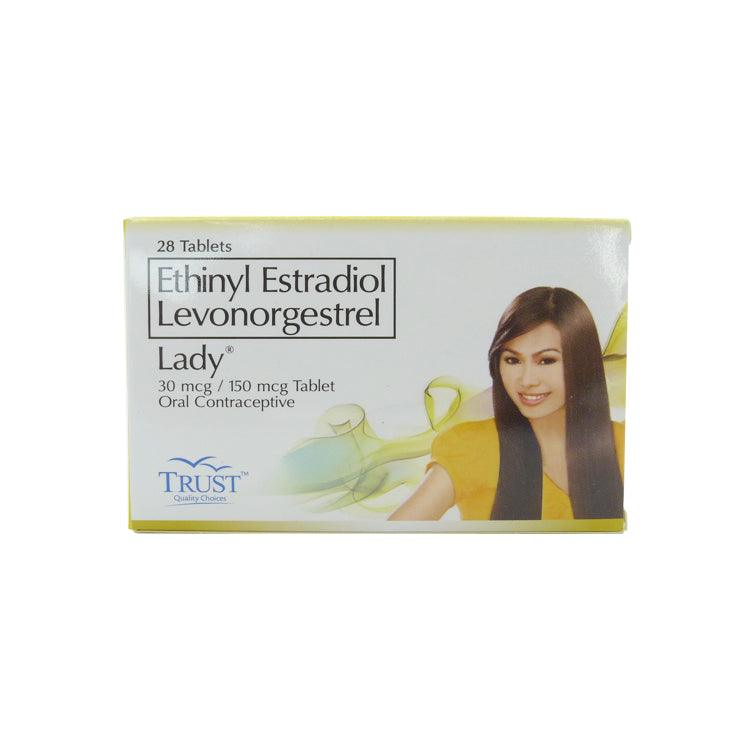 Rx: Lady Pills