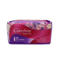 Carefree Panty Liner Super Dry