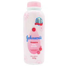 Johnson's Baby Powder Pink Blossom 100 g